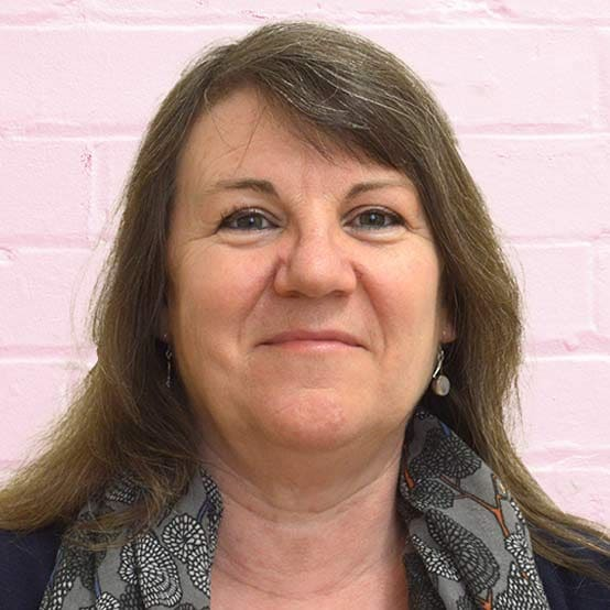 Barbara Wilson, Counsellor, Eating Matters
