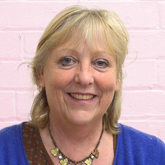 Jane Olivier, Psychotherapist & Team Leader, Eating Matters