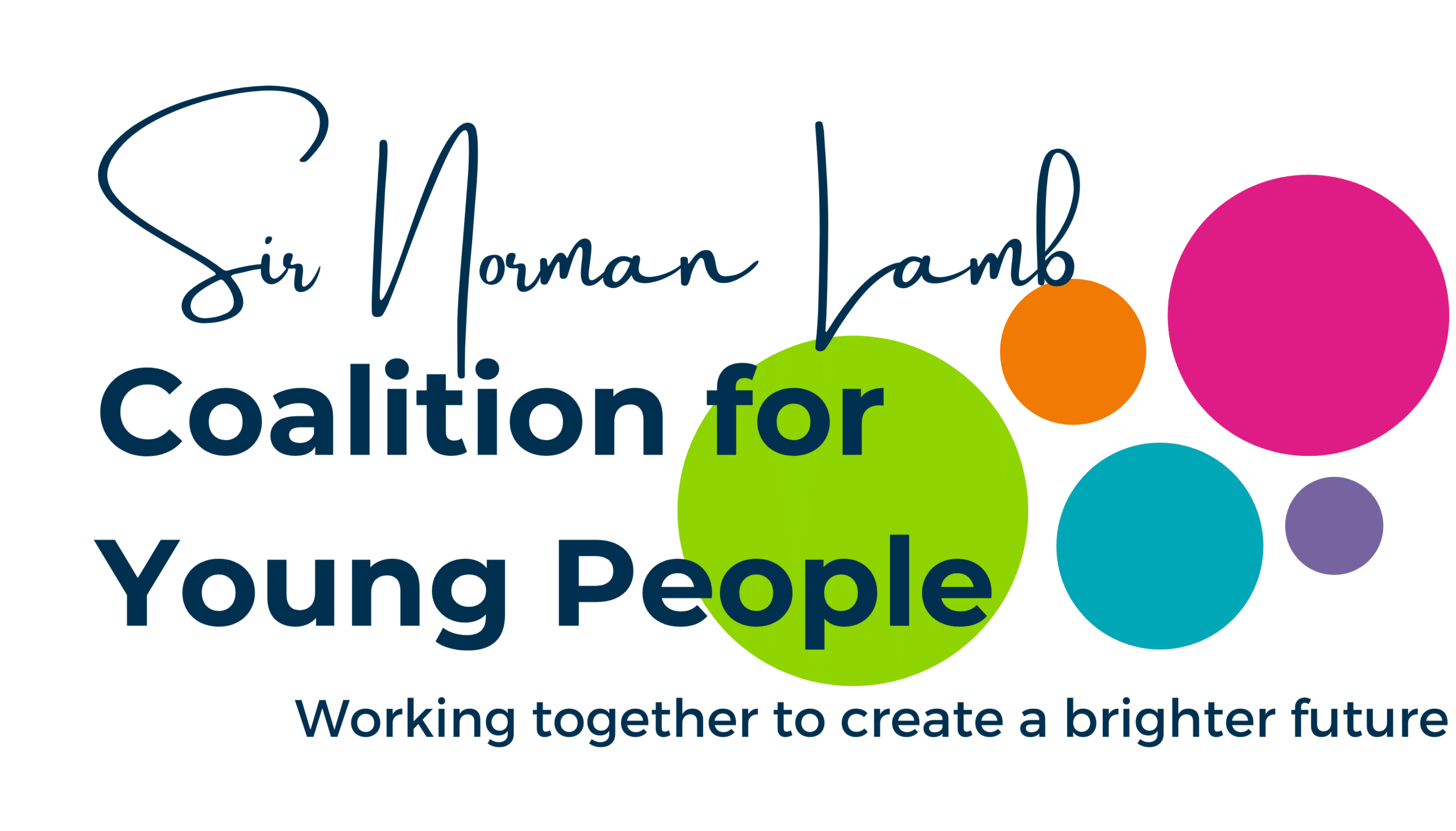 Sir Norman Lamb Coalition for young people logo